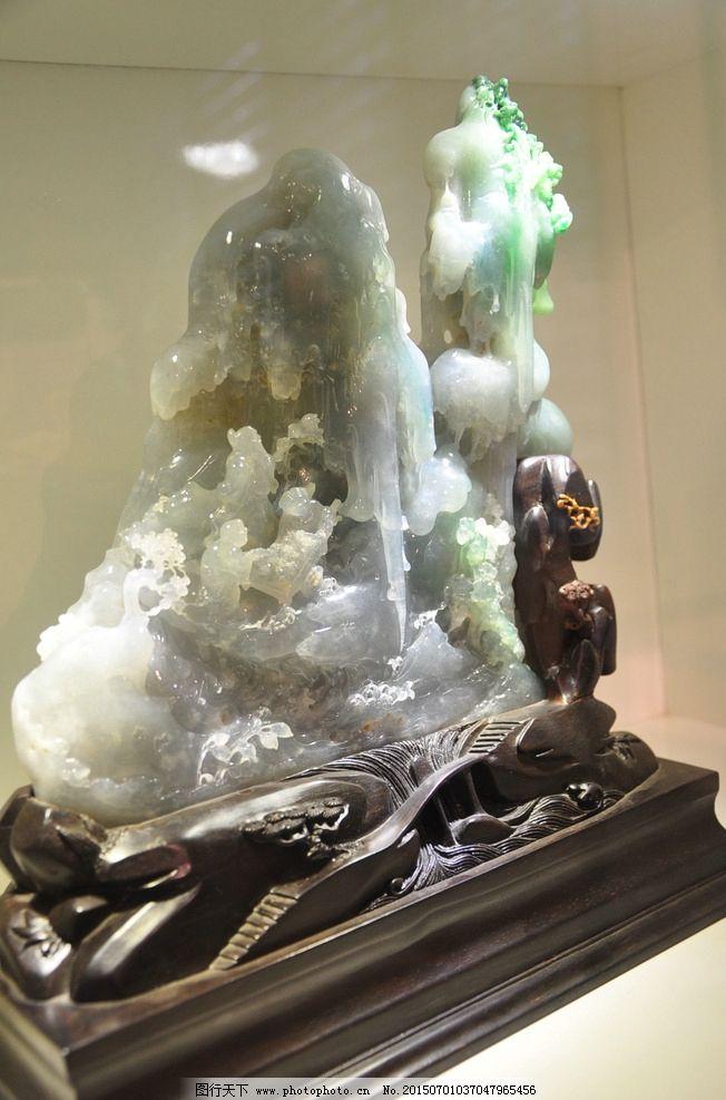 活动现场 玉石雕刻
