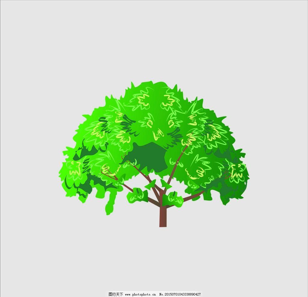 大松树 植物素材