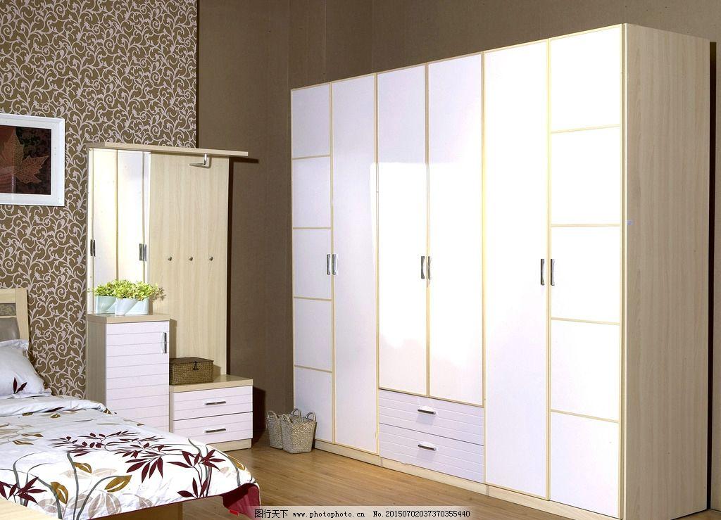 床 卧室家具 白榉色衣柜 沙发 单人沙发 时尚衣柜 高级衣柜 家具 时尚