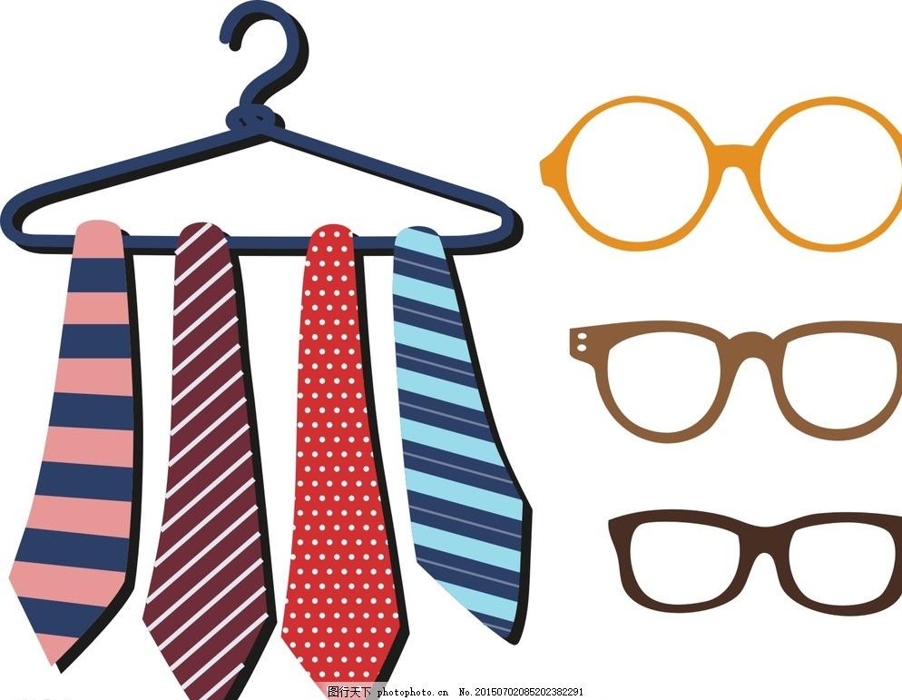 矢量 素材 卡通素材 卡通 眼镜 卡通眼镜素材 卡通眼镜 手绘眼镜素材