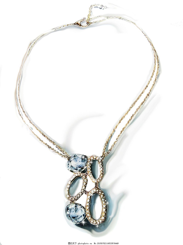 创意珠宝图片设计 手绘 珠宝 项链 时尚 创意 潮流 新颖 美丽