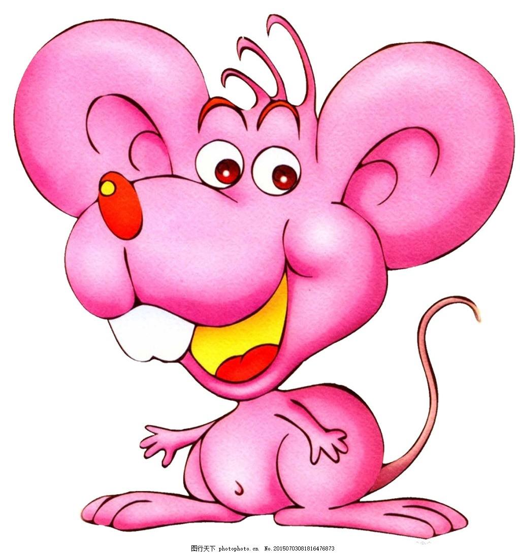 十二生肖鼠 老鼠 啮齿动物 田鼠 鼠年 矢量 中国风 中国文化