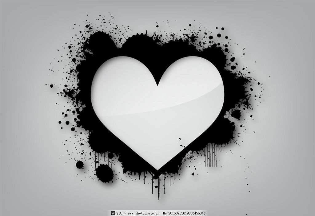 爱心 心型 心 情人节 心形 情人节素材 节日素材 设计 矢量 eps  设计
