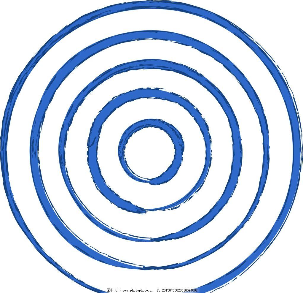 圆圈图片_条纹线条_底纹边框_图行天下图库
