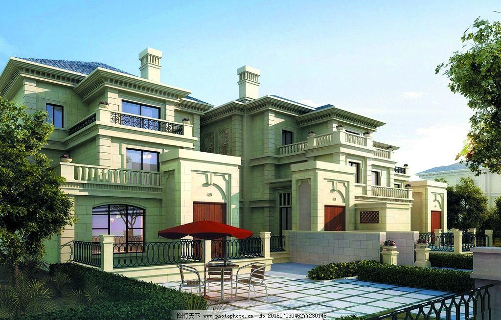 別墅3b外觀造型