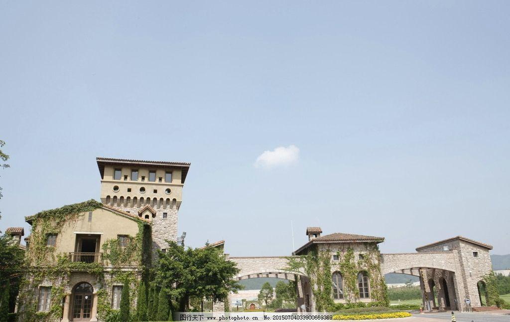 欧式建筑 外景 拍摄 景观 摄影 外拍 国内旅 国内旅游
