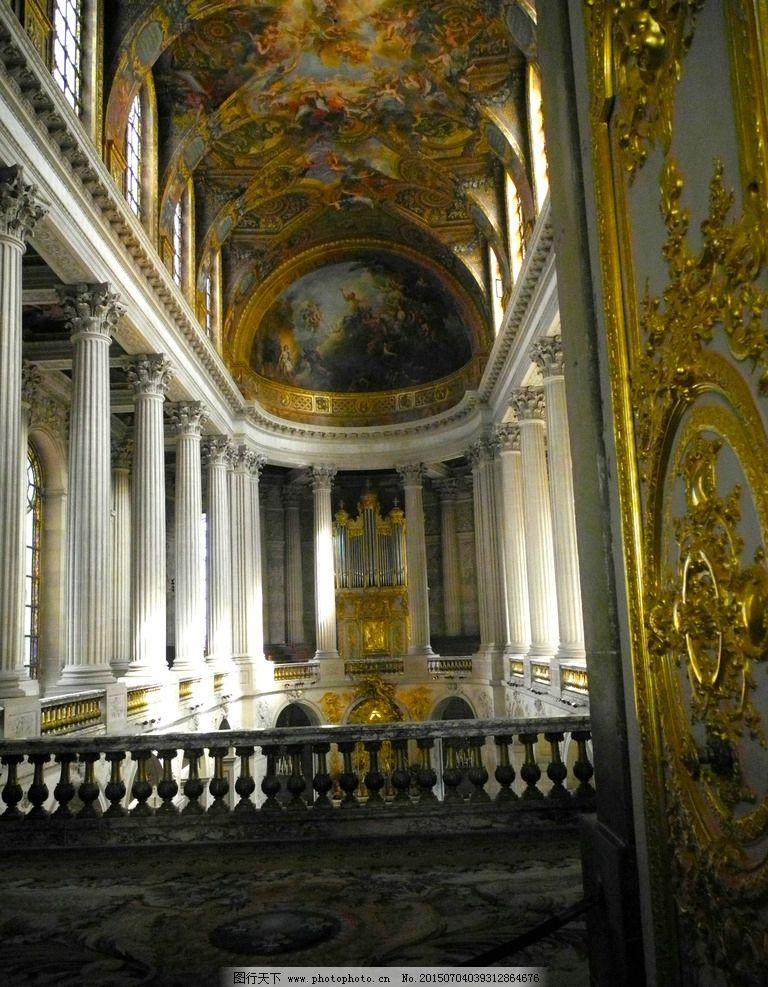 唯美古风手绘  宫殿