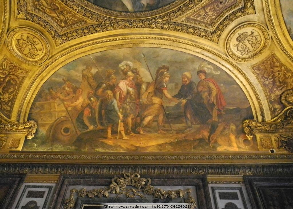 欧式宫殿图片_室内摄影