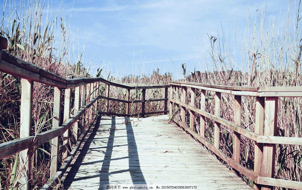 木栈道 木道 栏杆 健身步道 观景栈道 公园栈道 公园木栈道 观光栈道