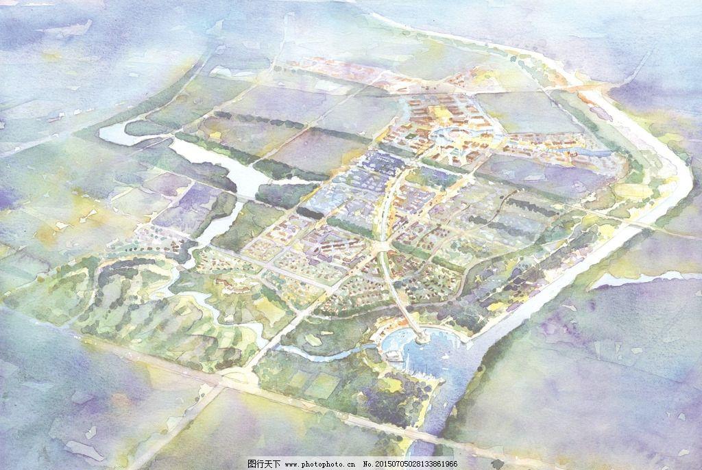 社区设计 景观设计 手绘图 规划设计 社区规划 原创作品 设计 环境