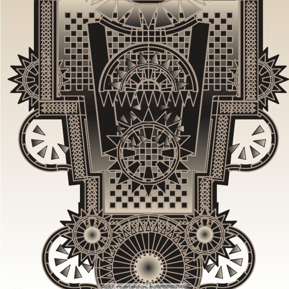 高端服饰印花设计素材图库 抽象几何 动物图案 风景建筑 服装印花