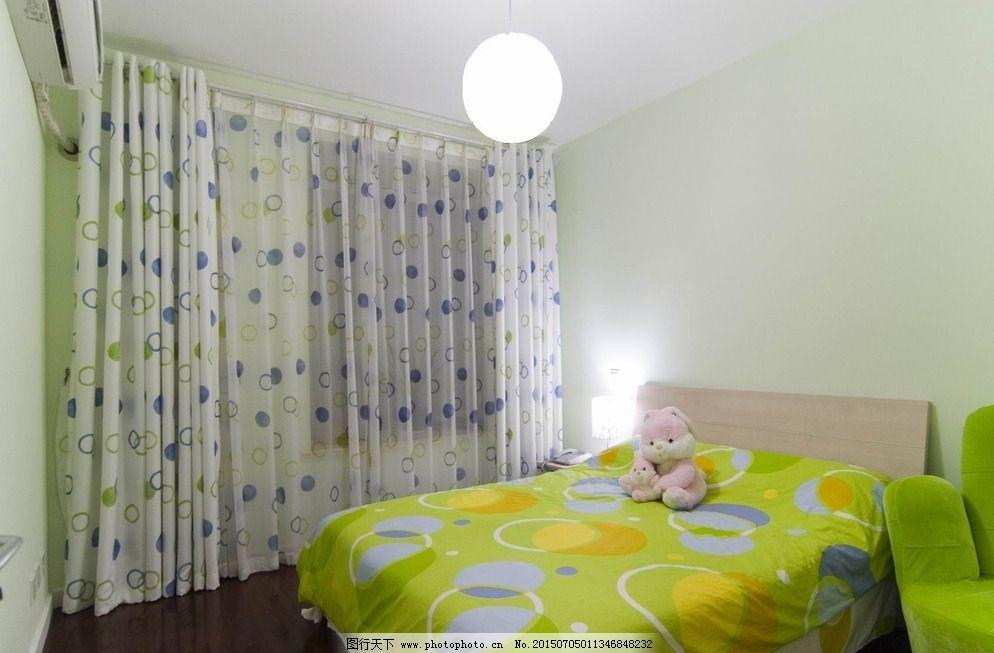 床 环境设计 设计 摄影 室内场景 室内设计           卧室场景 室内