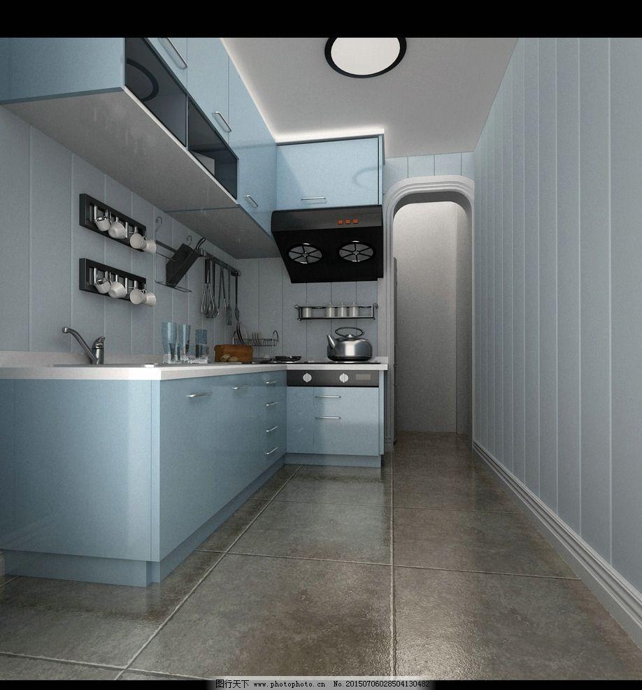 整体厨房效果图 橱柜效果图 抽油烟机 油烟机效果图 灶台 灶台效果图