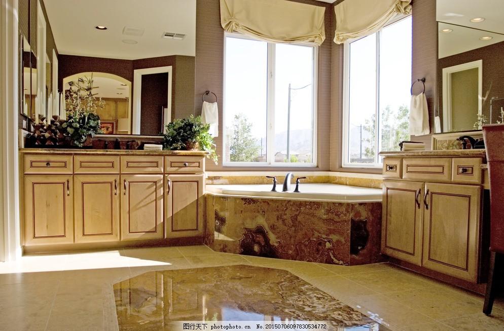 卫生间场景 壁画 摄影 洗手池 场景专辑 建筑园林 室内摄影 白色
