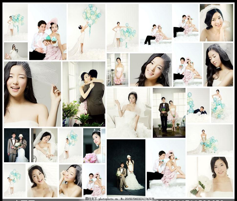 2013年韩风婚纱摄影样片合集f 影楼摄影 影楼素材 影楼样片 婚纱样片