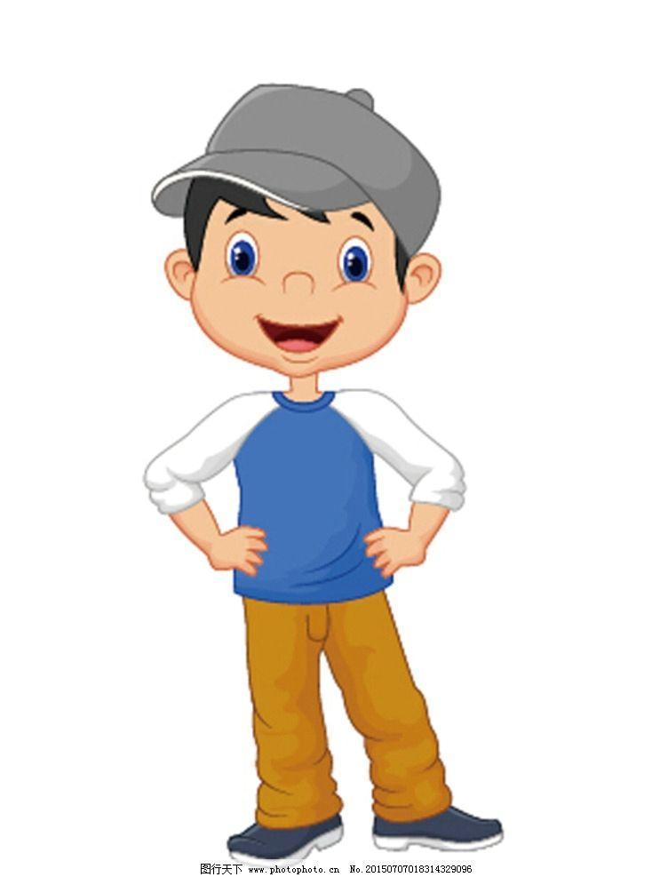 阳光男孩 帅气 少年 卡通头像 青春少年 设计 动漫动画 动漫人物 ai