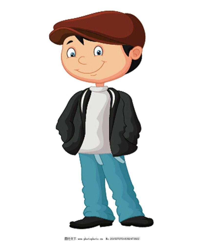 卡通 卡通形象 漫画人物 中年 男人 设计 动漫动画 动漫人物 ai