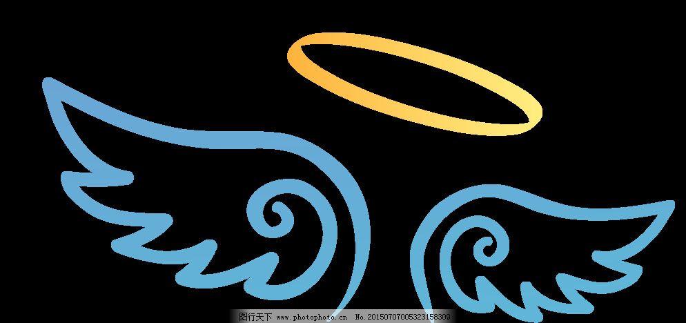 天使翅膀图片免费下载