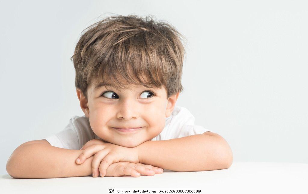 儿童 外国儿童 小孩 开心 脸  摄影 人物图库 儿童幼儿 300dpi jpg