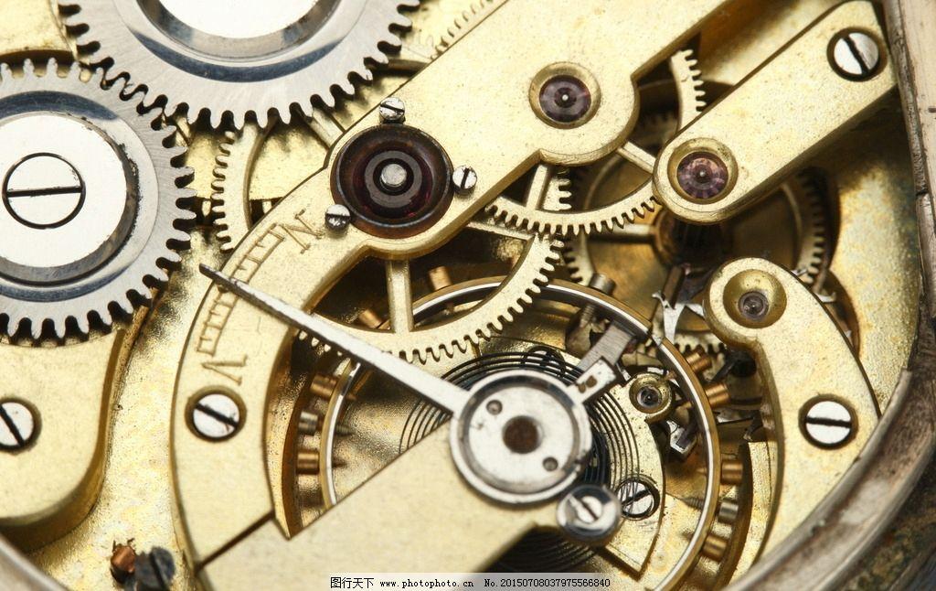 工业钟表电路图