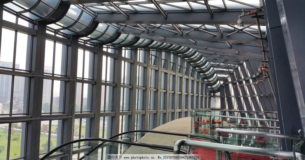 钢结构建筑内部图片