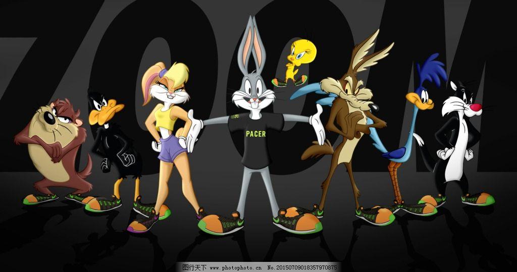 nike 专业 运动鞋 动画 宣传      设计 动漫动画 动漫人物 28dpi png