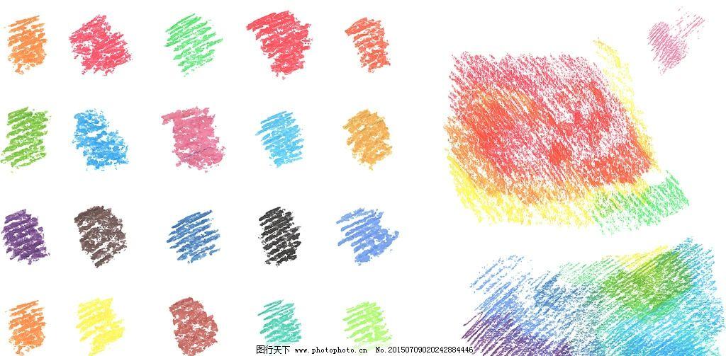 铅笔手绘笔触图片