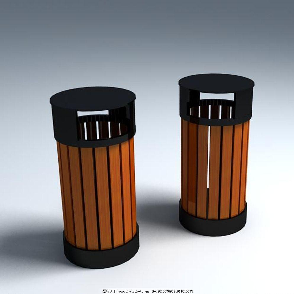 垃圾桶图片免费下载 3d