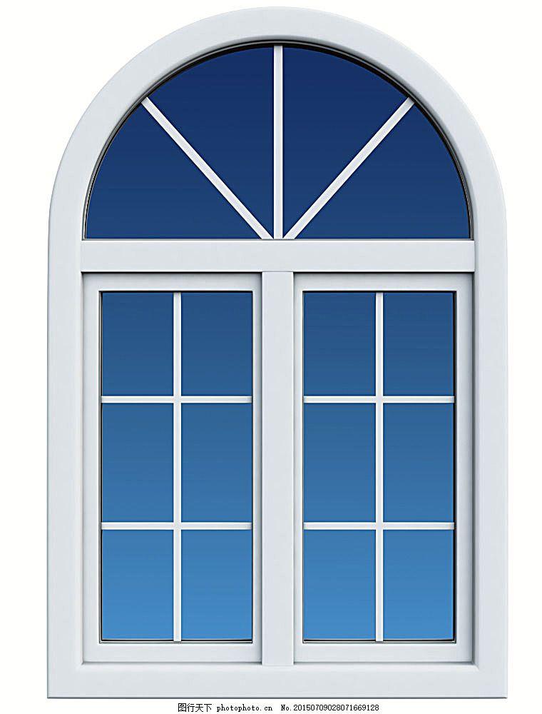 欧式窗户设计 窗口 其他类别 室内设计 环境家居 图片素材 白色