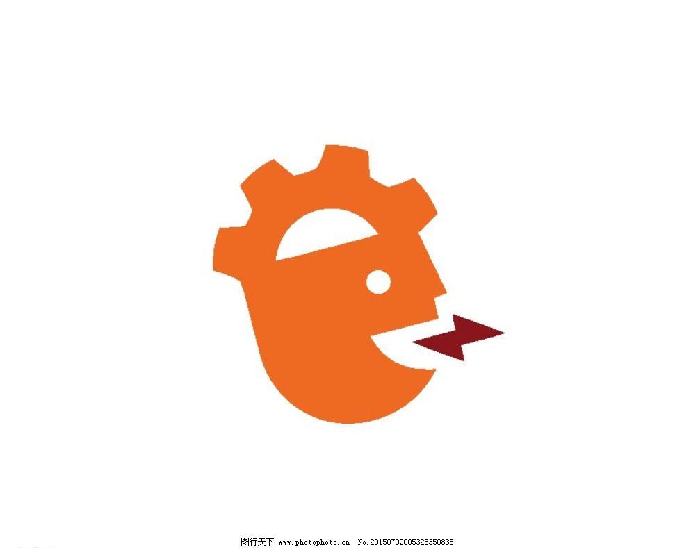 卡通logo图片_广告设计_矢量图_图行天下图库