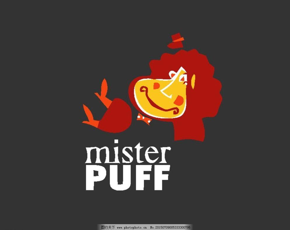 卡通logo图片,版式 标记 标牌 动物 可爱 趣味-图行