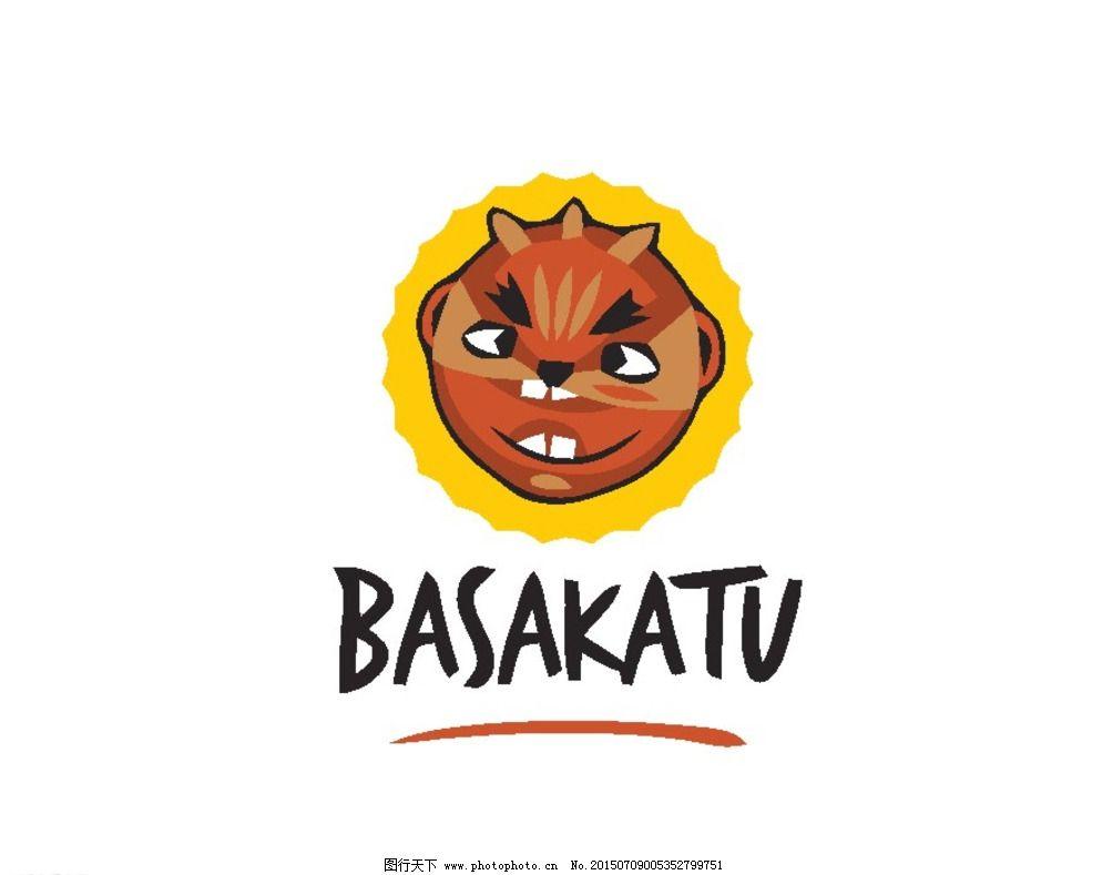 vis 版式 标记 标牌 卡通 动物 可爱 q版 趣味      标志 图标 logo设