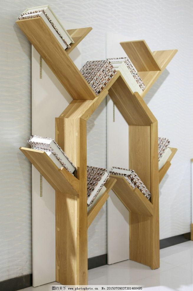 创意书架 创意家具 创意 书架 书柜 原木家具 家具 时尚家具 时尚家居