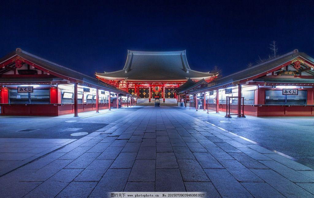 宫殿 夜晚 皇宫图片
