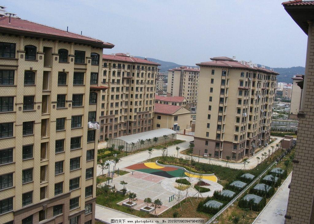 楼房 房子 经济适用房 房顶 楼群 摄影 建筑园林 建筑摄影
