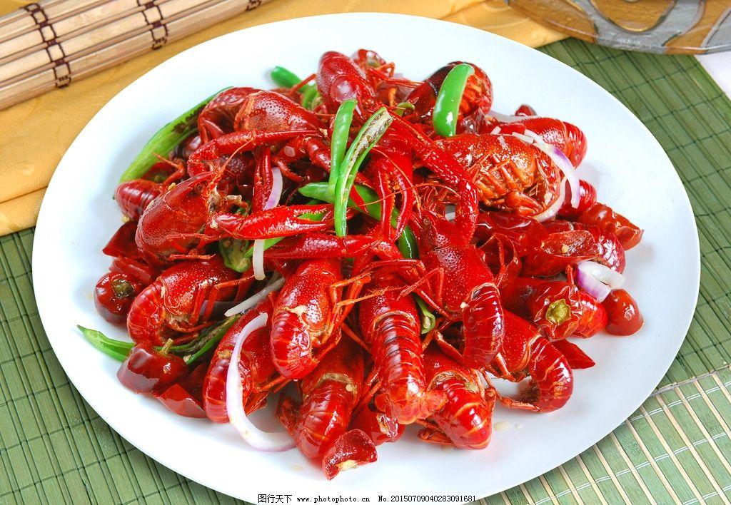 深圳/麻辣小龙虾图片