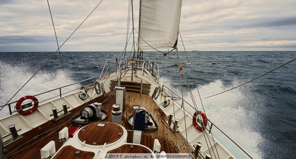扬帆起航 帆船 船舶 船只 轮船 航行 航海 大海风景 海面风景