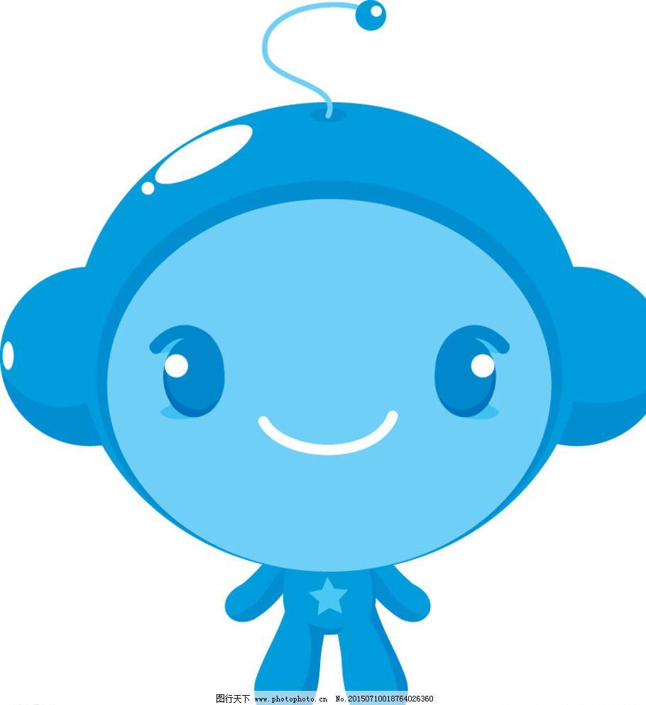 AI 标志 插画 动漫动画 动漫人物 简笔画 简笔画人物 卡通 可爱 漫画 卡通 简笔画 插画 漫画 人物 简笔画人物 帽子 商标 人物商标 标志 蓝色小人 可爱 天线宝宝 设计 动漫动画 动漫人物 AI 图片素材 卡通|动漫|可爱图片