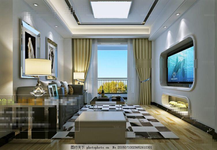 奢华 室内空间效果图 欧式奢华空间 欧式客厅 欧式豪宅 豪华客厅 欧式