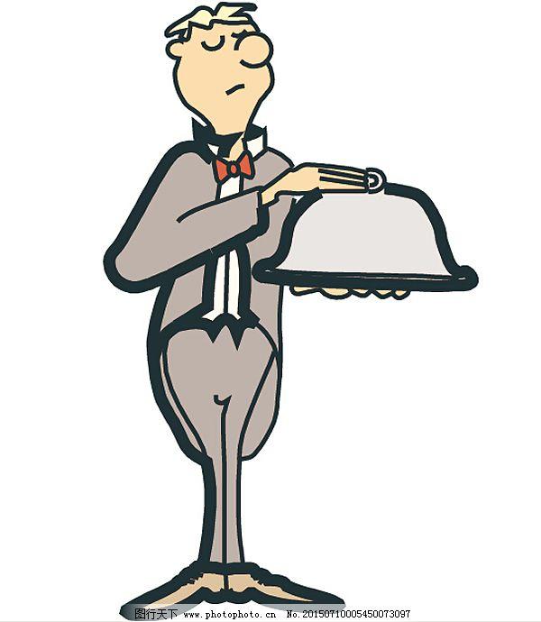 简笔画 卡通 卡通动物 卡通人物 漫画 漫画人物 配图 手绘 提线木偶
