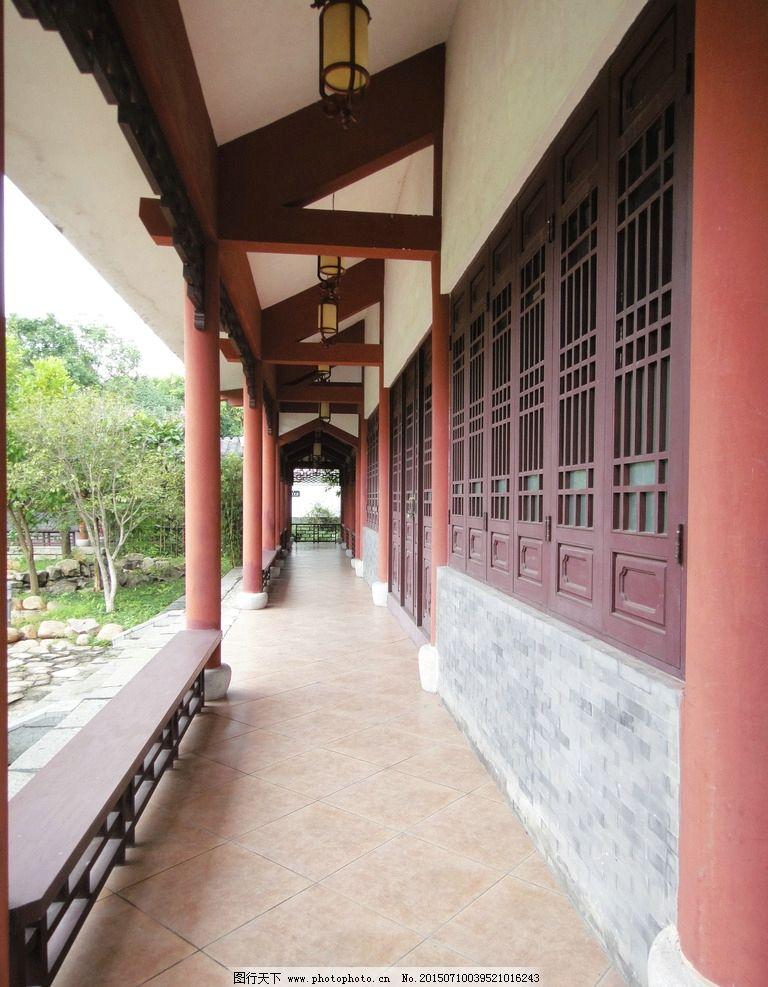 仿古 建筑 结构 构造 房子 园林 复古 中式 公园 休闲 摄影 建筑园林图片