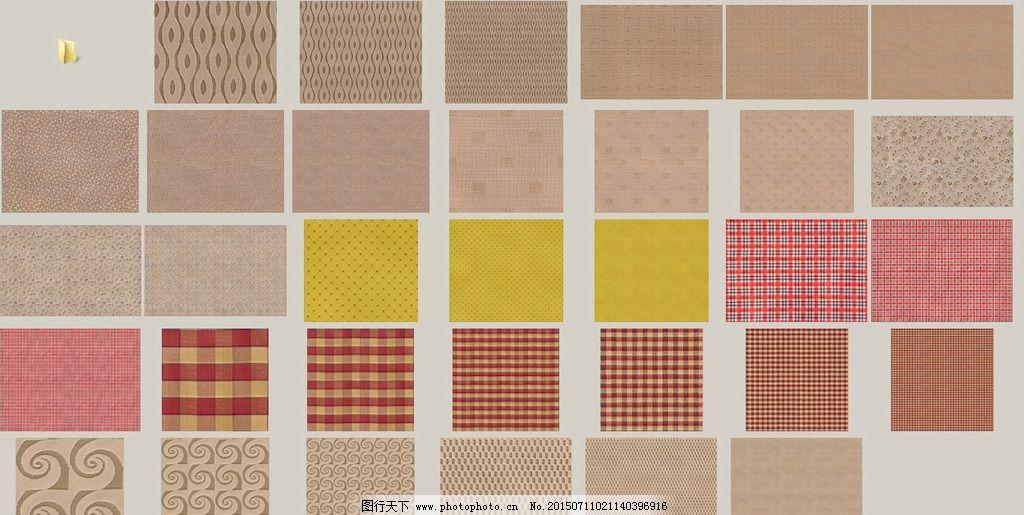 织物织布图片素材 编织物 布艺 花纹织物 格子织布 纹理织物 桌布
