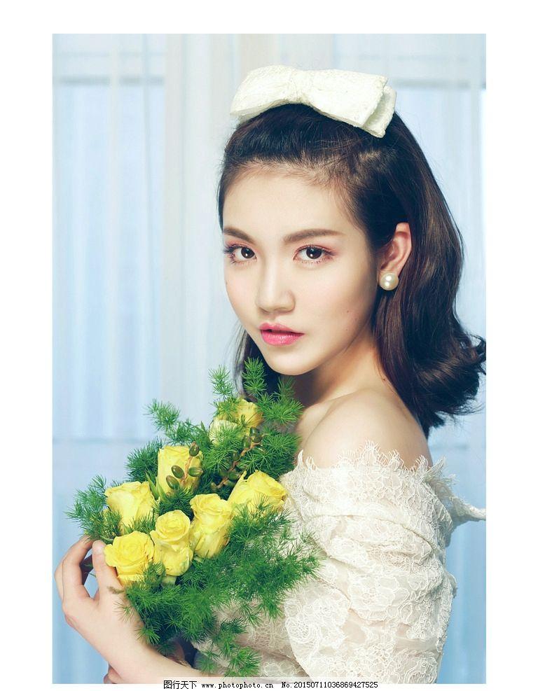 优雅美女 知性 时尚美女 影楼彩妆 艺术写真 唯美 美女壁纸 摄影 人物