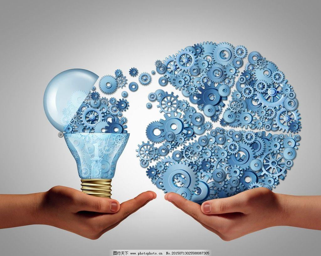 创意 灯泡/另类灯泡创意图片