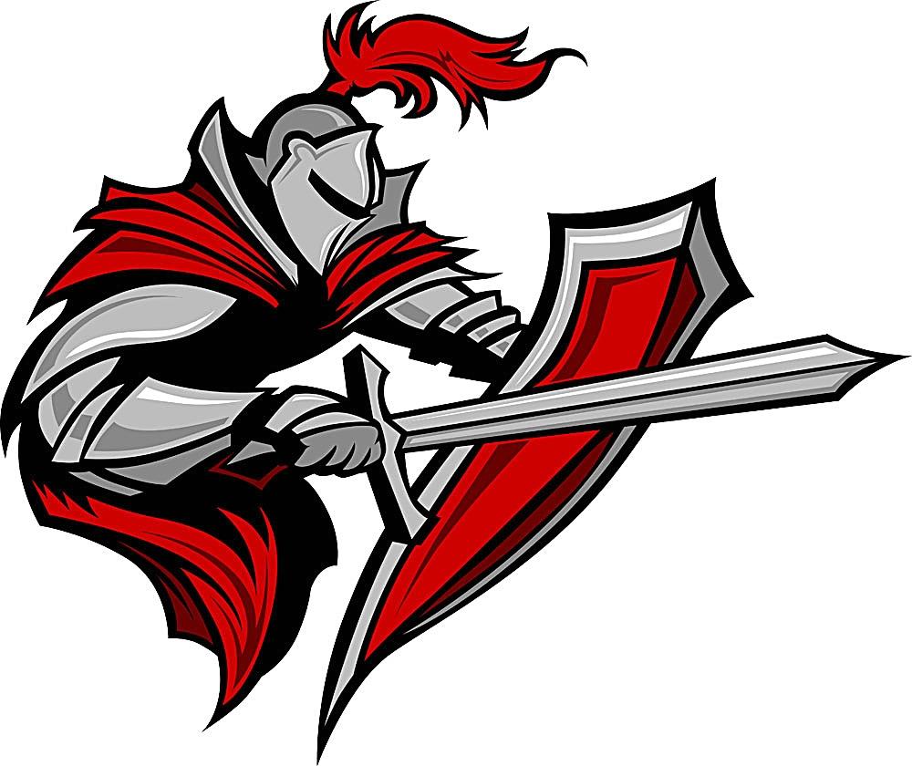 卡通武士插画 头盔 盾牌 宝剑 卡通人物插画 卡通漫画人物 印花图案