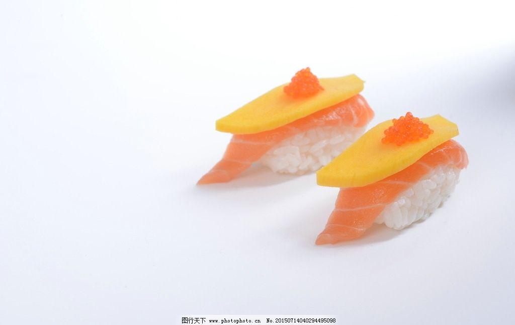三文鱼寿司 寿司