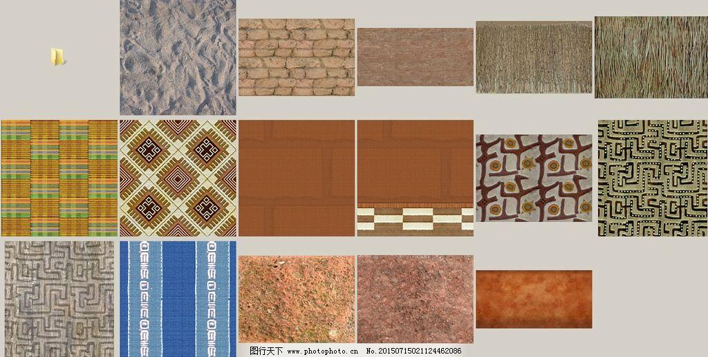 设计图库 3d设计 3d作品设计  非洲图片素材 非洲文化 非洲纹理 特色