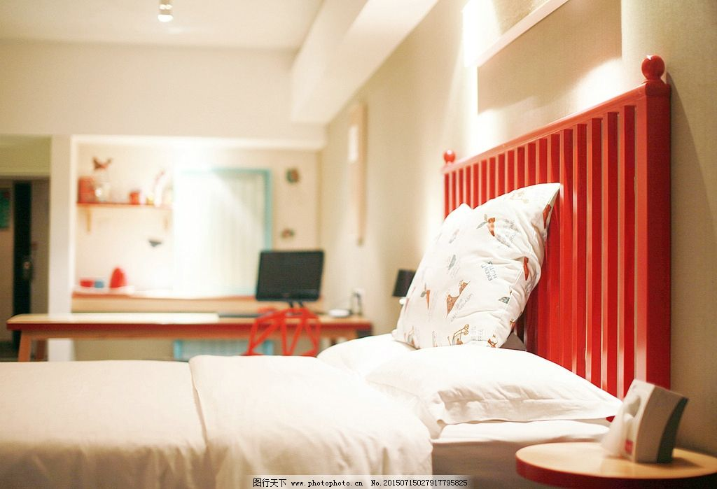 米格设计主题酒店客房图片