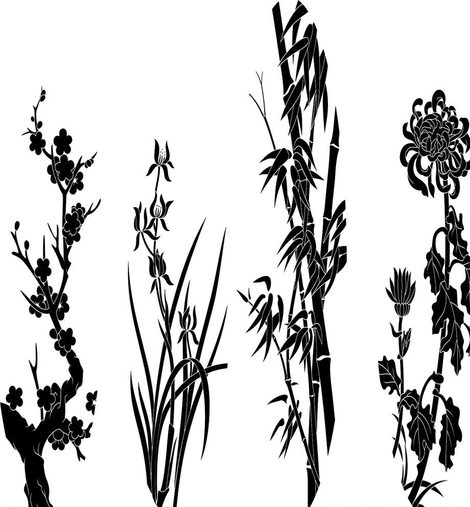 底纹 底纹边框 蝴蝶 花纹 镜花 设计 图纹 手抄报暗花 底纹 花纹 蝴蝶