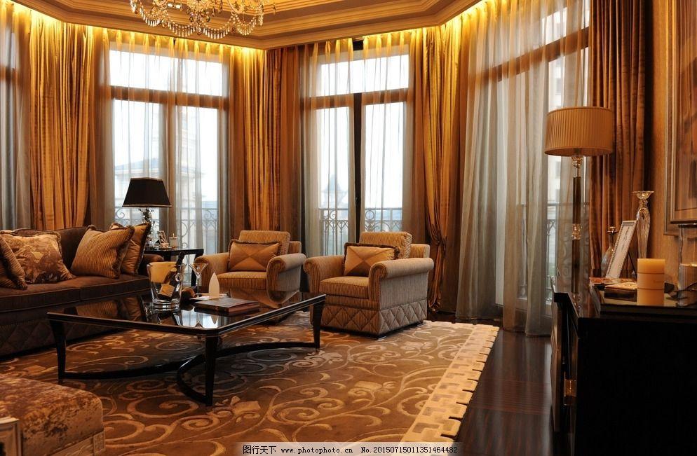 沙发 设计 摄影 室内场景 室内设计      客厅场景 室内场景